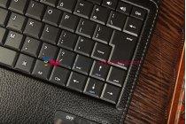 Чехол со съёмной клавиатурой для Acer Iconia Tab A700/A701 черный кожаный + гарантия