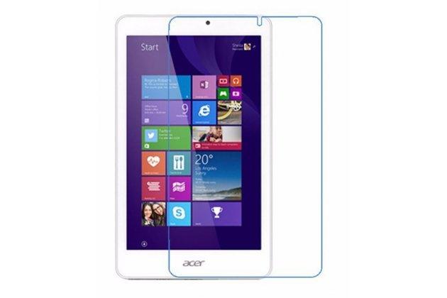 Фирменная оригинальная защитная пленка для планшета Acer Iconia Tab 8W W1-810 глянцевая
