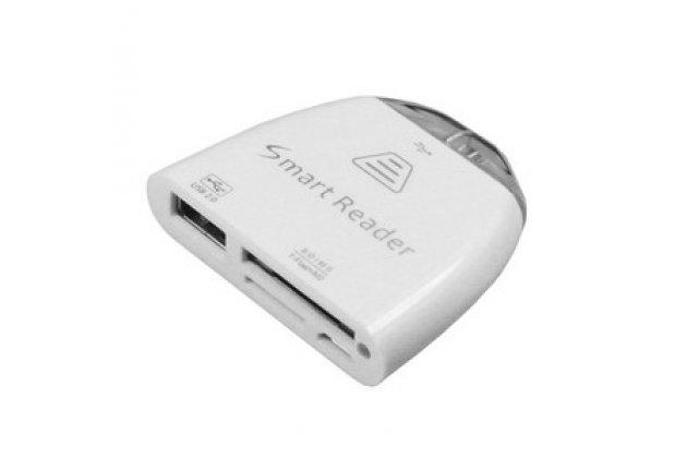 USB-переходник + карт-ридер для Acer Iconia Tab A3-A20/A3-A21