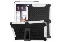 """Противоударный усиленный ударопрочный фирменный чехол-бампер-пенал для  iPad Pro 12.9"""" белый"""