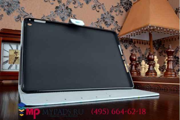 """Фирменный эксклюзивный необычный чехол-футляр для Apple iPad Air 2 """"тематика Совы"""""""