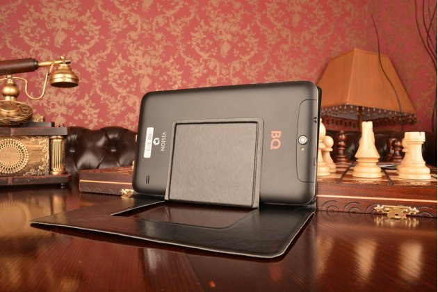Чехол с вырезом под камеру для планшета Acer Aspire Switch 10V с дизайном Smart Cover ультратонкий и лёгкий. цвет в ассортименте