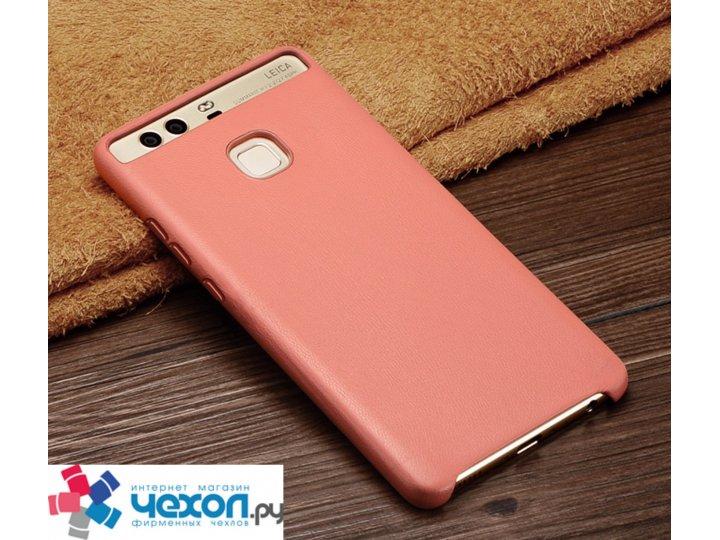 Официальный оригинальный чехол бампер Cover Case с логотипом в фирменной упаковке для Huawei P9 + Plus (VIE-AL..