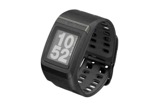 Фирменная оригинальная защитная пленка для умных-смарт часов Nike Sport Watch GPS глянцевая