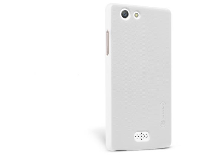 Фирменная задняя панель-крышка-накладка из тончайшего и прочного пластика для OPPO Neo 5 / 5S