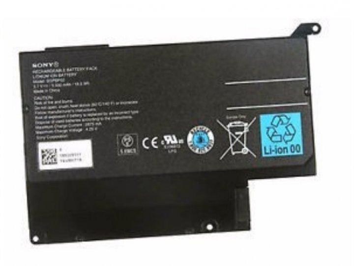 Фирменная аккумуляторная батарея SGPBP02 5000mAh на планшет Sony Tablet S1 SGPT114RU/SGPT112RU/SGPT111RU + инс..