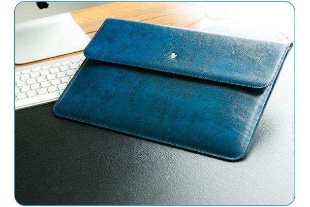 Фирменный оригинальный чехол-клатч-сумка для Apple MacBook Air 11 Early 2015 (MJVM2/ MJVP2) 11.6 / Apple MacBook Air 11 Early 2014 ( MD711 / MD712) 11.6 из качественной импортной кожи