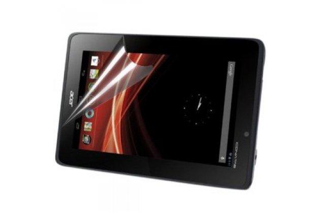 Защитная пленка для Acer Iconia Tab A110/A111 глянцевая