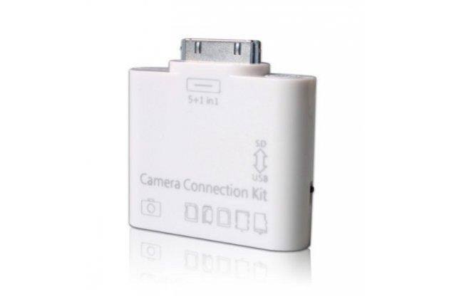 USB переходник + разъем для карт памяти для Apple iPad 2,3